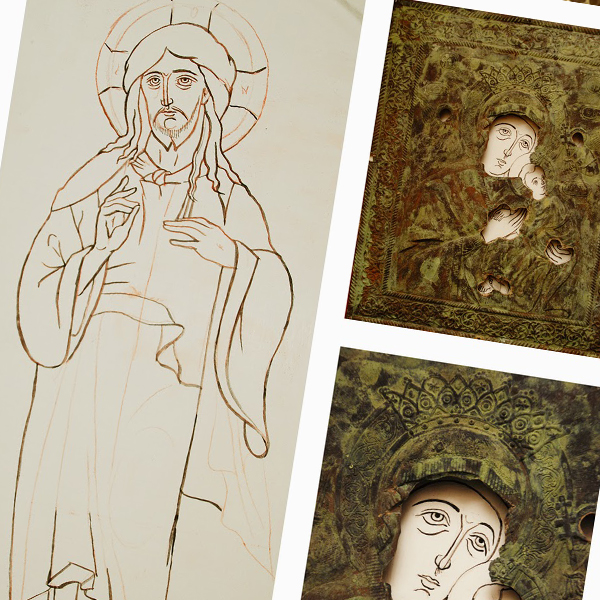 Iconographic sketches