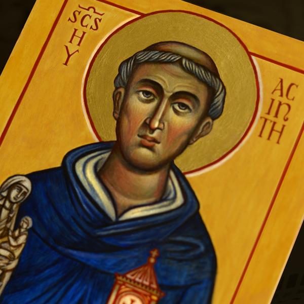 Saint Jacek Odrowąż